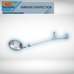 mirroir-d'inspectionn ELEKTRAL